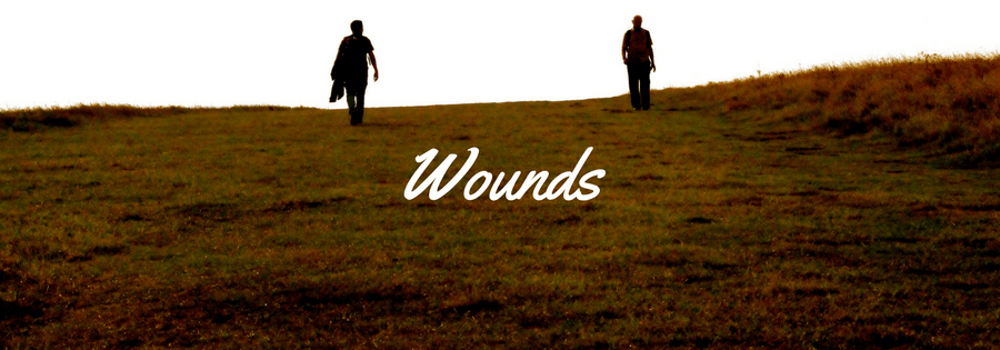 Wounds by Helen Sherwin