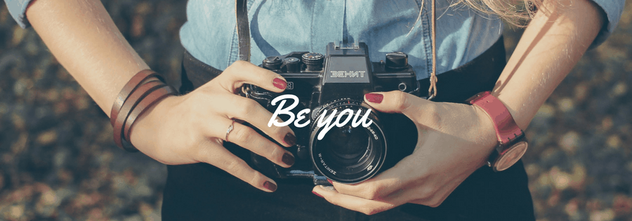 Be You by Helen Sherwin